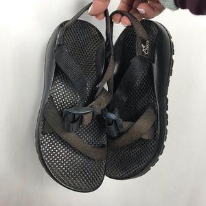Black Chaco Sandals W6